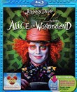 Alice in Wonderland (2010) (Blu-Ray+e-Copy)
