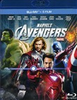 The Avengers (Blu-Ray+e-Film)