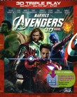 The Avengers (blu-ray+blu-ray 3d+e-film)
