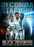 Buck Rogers - Stagione 02 #01 (Eps 01-13) (4 Dvd)