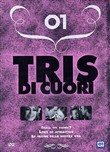 Tris Di Cuori Collection (Laws Of Attraction - Matrimonio In Appello / Pagine Della Nostra Vita (Le) / Shall We Dance?) (3 Dvd)