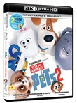 Pets 2 - Vita da Animali (Blu-Ray 4k Ultra Hd+blu-Ray)