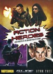 Action Heroes (3 Dvd) (Star Trek / Watchmen / G.I. Joe)