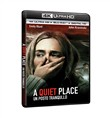 A Quiet Place - Un Posto Tranquillo (Blu-Ray 4k Ultra Hd+blu-Ray)