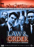 Law & Order - Stagione 01 (6 Dvd)