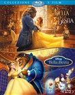 La Bella e La Bestia Film + Cartoon (2 Blu-Ray)