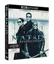 Matrix Revolutions (Blu-Ray 4k Ultra Hd+blu-Ray)