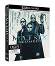 matrix reloaded (blu-ray ...
