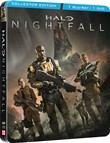 Halo - Nightfall (Steelbook Ce) (Blu-Ray+dvd)