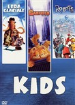 Kids Cofanetto (3 Dvd) (era Glaciale/garfield/robots)