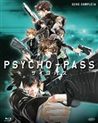 Psycho Pass - The Complete Series (Eps 01-22) (4 Blu-Ray)