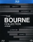 The Bourne Collection (4 Blu-Ray)