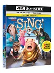 Sing (Blu-Ray 4k Ultra Hd+blu-Ray)