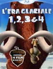 L'Era Glaciale Collection (4 Blu-ray)