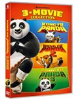 Kung Fu Panda 1-3 Collection (3 Dvd)
