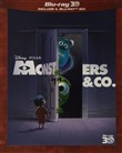 Monsters & Co. (3d) (Blu-Ray+blu-Ray 3d)