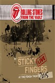 The Rolling Stones - From The Vault - Sticky Fingers Live (Dvd+3 Lp)
