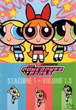 Powerpuff Girls - Le Superchicche - Stagione 01 (3 Dvd)