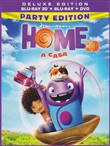 Home - A Casa (3d) (Deluxe Edition) (Blu-Ray 3d+blu-Ray+dvd)