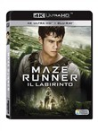Maze Runner - Il Labirinto (Blu-Ray 4k Ultra Hd+blu-Ray)
