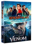 Venom / Spider-Man: Far From Home (2 Blu-Ray)