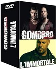 Gomorra - Boxset Stagioni 01-04 + L'immortale (17 Dvd)