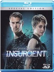 Insurgent - The Divergent Series (3d) (Blu-Ray 3d) (Special Edition)