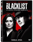 The Blacklist - Stagione 05 (5 Dvd)