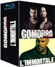Gomorra - Boxset Stagioni 01-04 + L'immortale (16 Blu-Ray)
