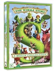 shrek 1-4 collection (4 d...