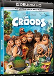 Croods (Blu-Ray+4k Ultra Hd)