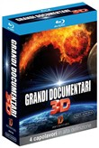 Grandi Documentari 3d (4 Blu-Ray 3d)
