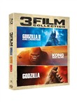 monsterverse - 3 film col...