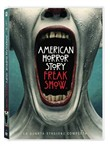 American Horror Story - Stagione 04 - Freak Show (4 Dvd)
