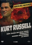 Kurt Russell - The Explosive Collection (4 Dvd)