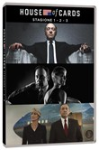 House Of Cards - Stagione 01-03 (12 Dvd)