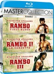 Rambo Master Collection (3 Blu-Ray)