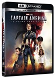 Captain America (Blu-Ray 4k Ultra Hd+blu-Ray)