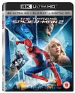 The Amazing Spider-Man 2 - Il Potere di Electro (Blu-Ray 4k Ultra Hd+blu-Ray)