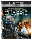 Humandroid - Chappie (Blu-Ray 4k Ultra Hd+blu-Ray)