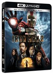 Iron Man 2 (Blu-Ray 4k Ultra Hd+blu-Ray)
