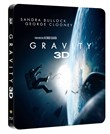 Gravity (3d) (ltd Steelbook) (blu-ray 3d+blu-ray)