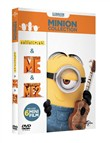minions collection (3 dvd...