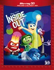Inside Out (3d) (Blu-Ray+blu-Ray 3d)