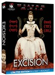 Excision (Limited Edition) (Blu-Ray+booklet)