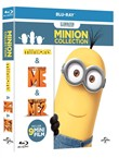 Minions Collection (3 Blu-ray)