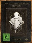 Don Camillo & Peppone Special Edition Box (5 Dvd) [edizione: Germania] [ita]