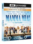 Mamma Mia! Ci Risiamo (Blu-Ray 4k Ultra Hd+blu-Ray)
