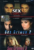 Sex Crimes Collection (3 Dvd)