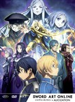 Sword Art Online Iii Alicization - Limited Edition Box #02 (Eps 13-24) (3 Dvd)